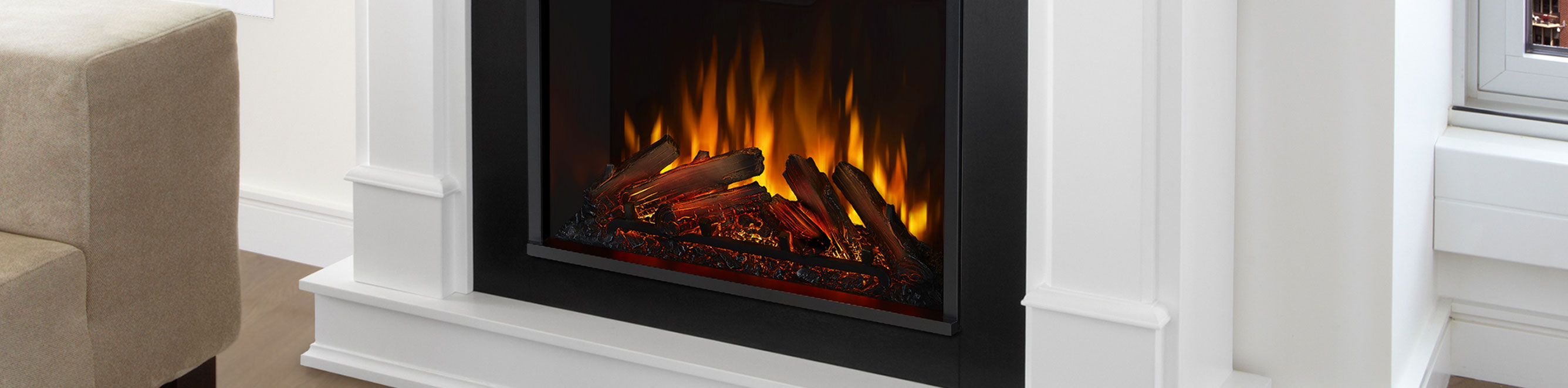Indoor Electric Fireplaces
