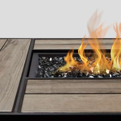 Reflective Glass Filler for Fireplace Fire Table Fire Pit Fire Bowl