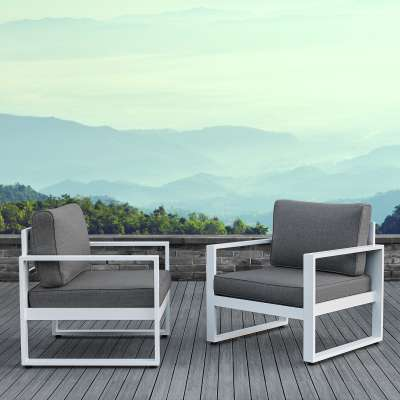 Baltic Outdoor Chair Set Patio Chair Set Patio Furniture