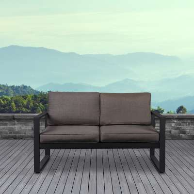Baltic Outdoor Loveseat Patio Loveseat Outdoor Two Seat Bench Patio Furniture