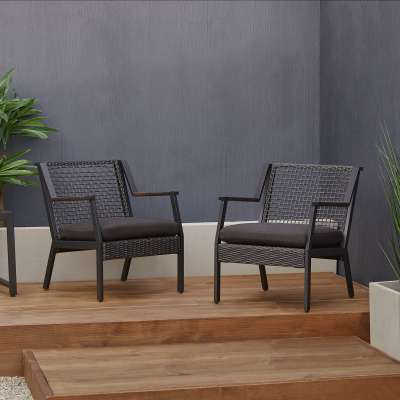 Calvin Outdoor Chair Set Patio Chair Set Patio Furniture