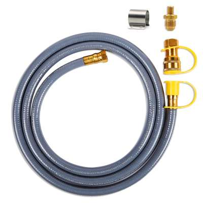 Natural Gas Conversion Kit for Propane Fire Pit Fire Bowl